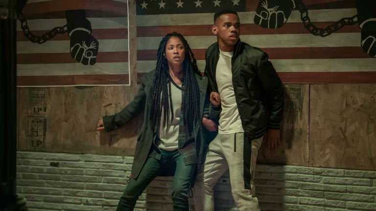 boom reviews The First Purge