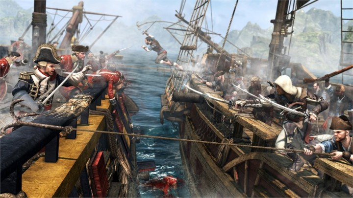 boom game reviews - Assassin's Creed IV: Black Flag