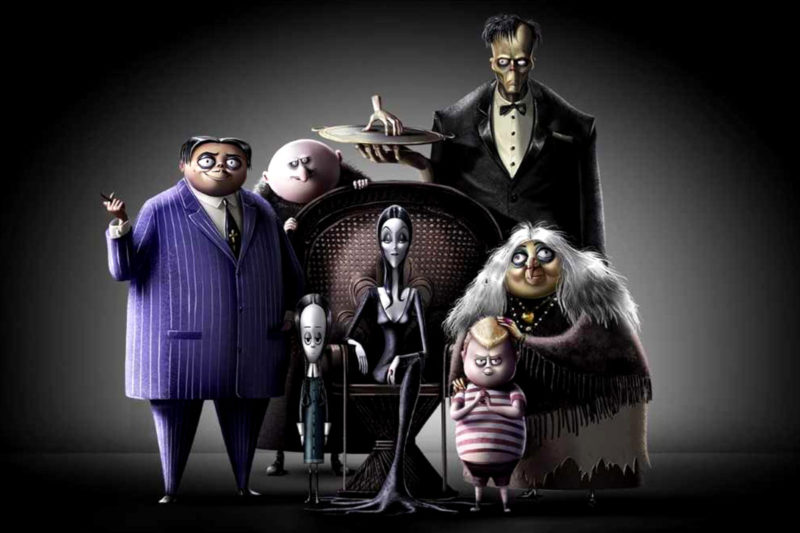 boom reviews - the addams family