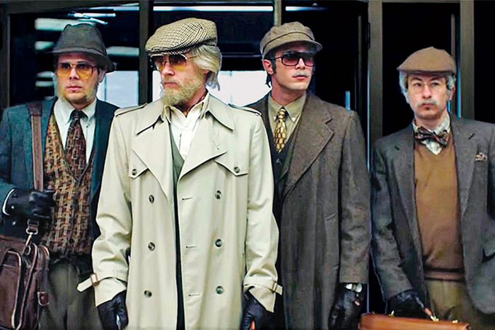 boom reviews American Animals