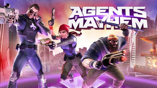 boom reviews - Agents of Mayhem