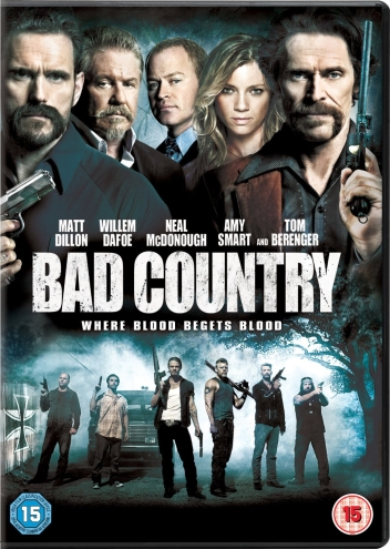 boom competitions - win a copy of Bad Country on DVD