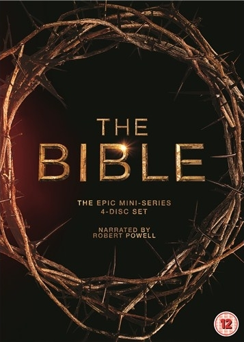 boom competitions - win a copy of The Bible on DVD