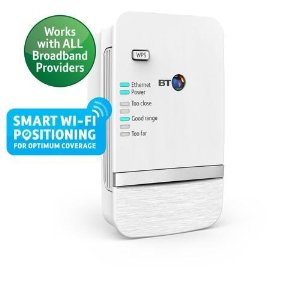 boom reviews - BT Dual-Band Wi-Fi Extender 610