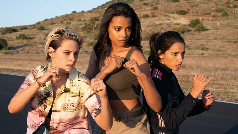 boom reviews - charlie's angels