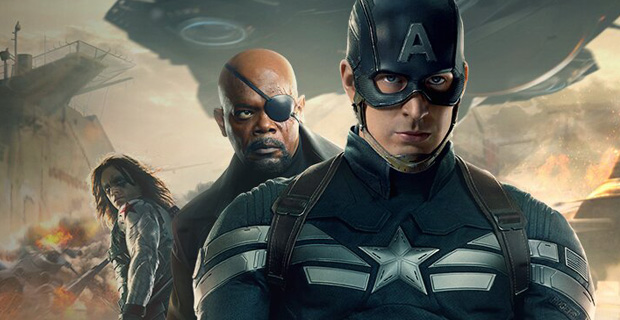 boom reviews - Captain America: The Winter Soldier