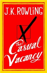 boom book reviews - The Casual Vacancy by JK Rowling