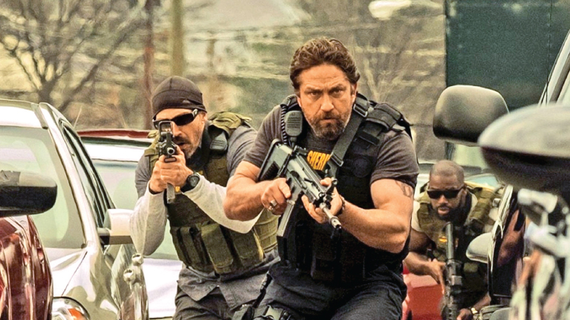 boom competitions - win Den of Thieves on Blu-ray
