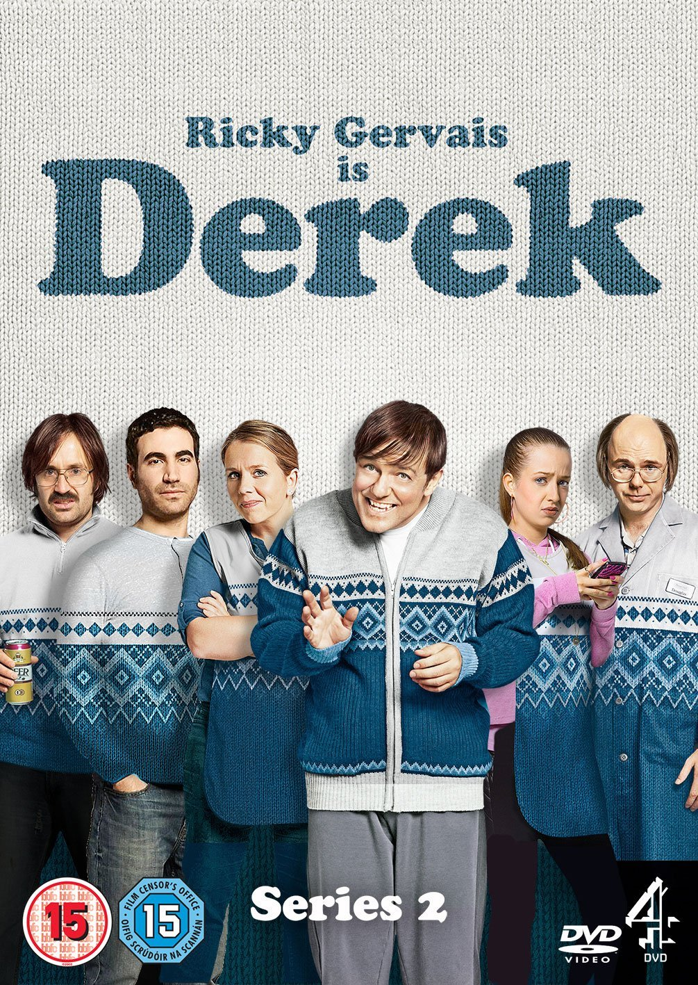 boom competitions - win Derek series 2 on DVD