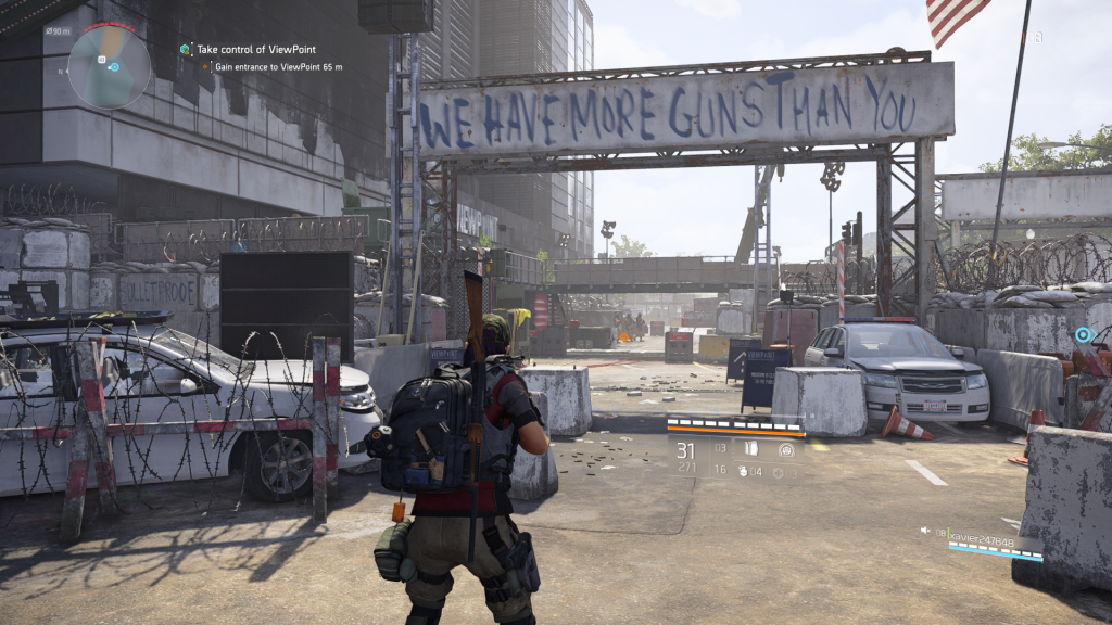 boom reviews The Division 2
