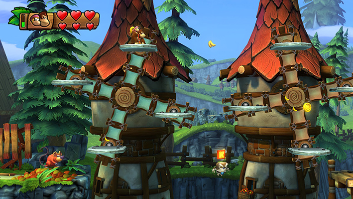 boom reviews Donkey Kong Country Tropical Freeze