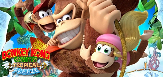 boom games reviews - Donkey Kong Country Tropical Freeze