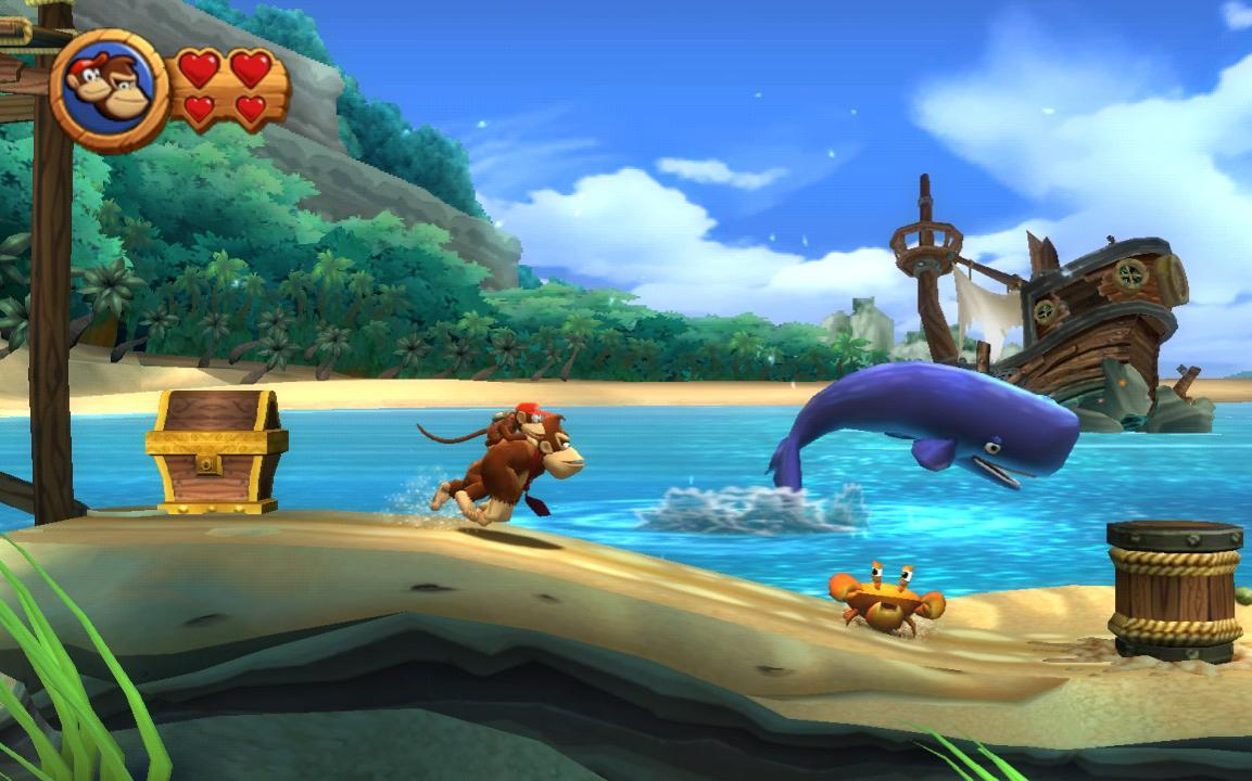 descargar donkey kong country para pc gratis