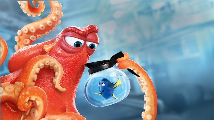 boom reviews Finding Dory