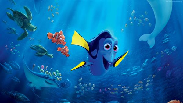 boom reviews - Finding Dory