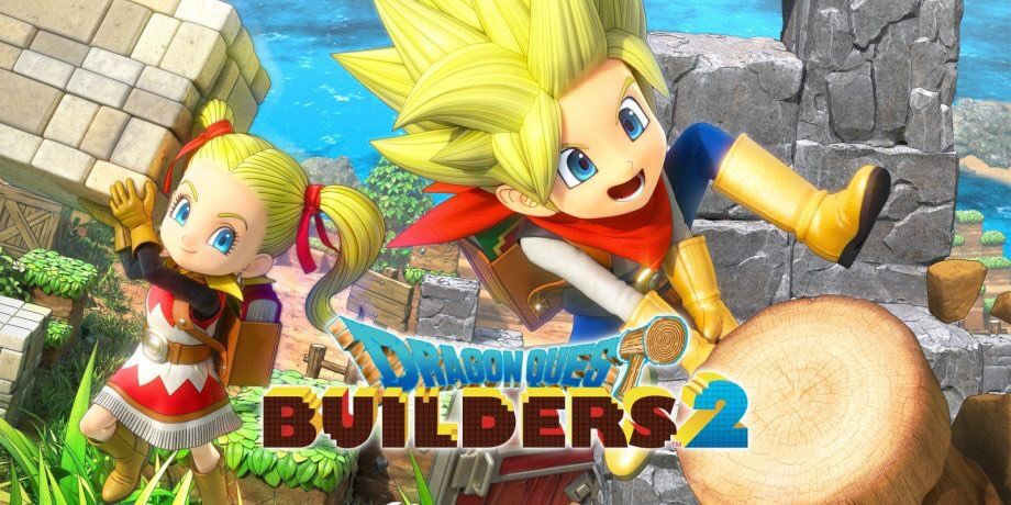 boom games reviews - dragon quest builders 2