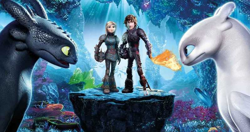 boom reviews - how to train your dragon 3