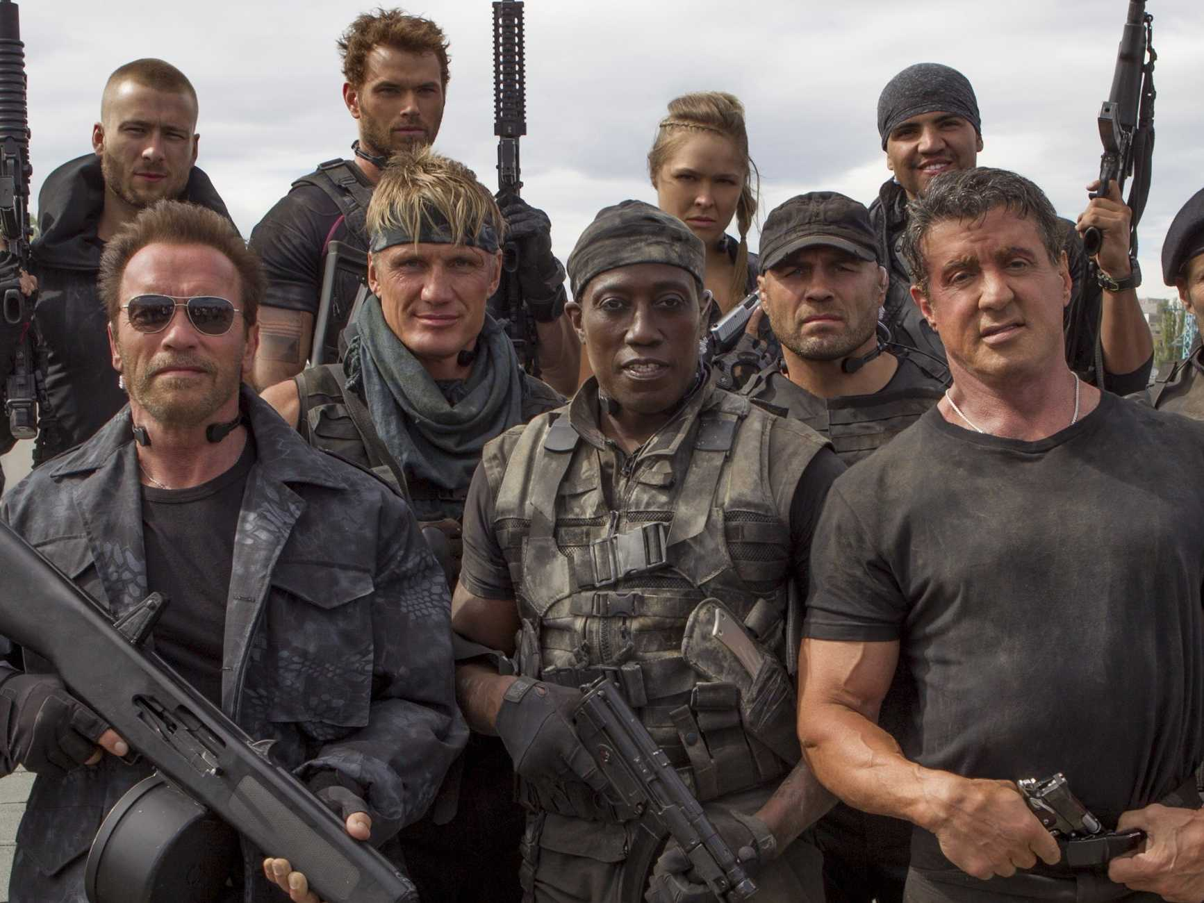 boom reviews - The Expendables 3
