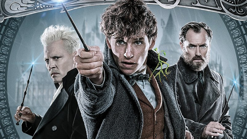 boom reviews - Fantasdtic beasts the Crimes of Grindelwald