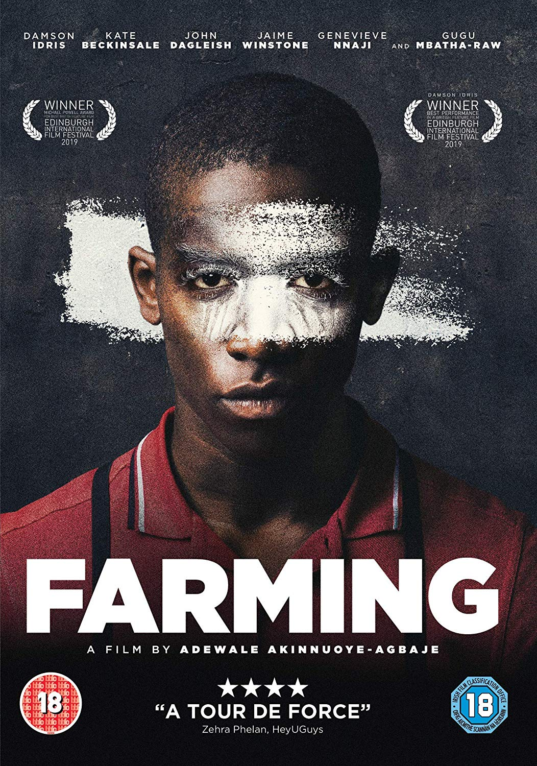 boom competitions - win Farming on DVD