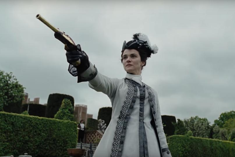 boom reviews The Favourite