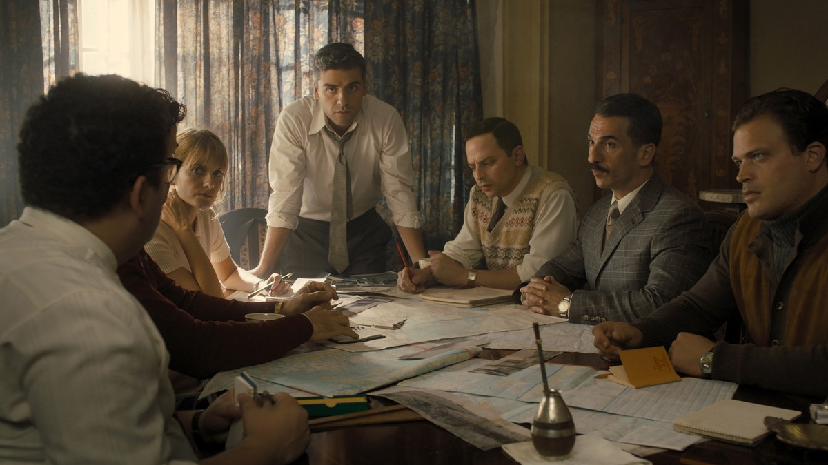 boom reviews Operation Finale