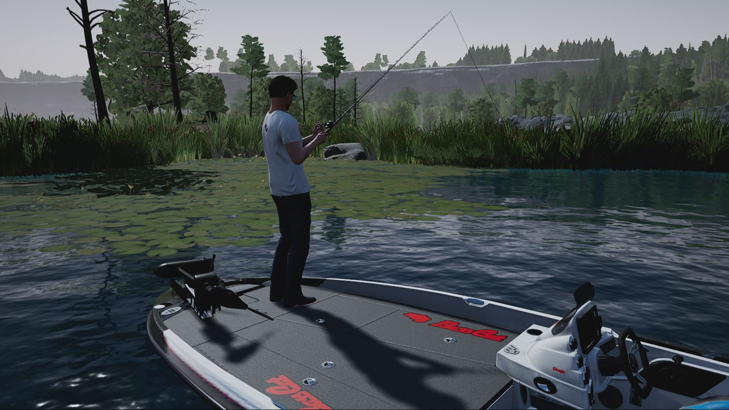 boom reviews - Fishing Sim World