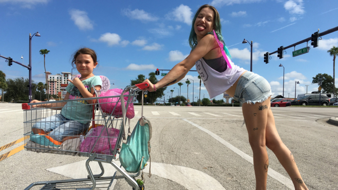 boom reviews - The Florida Project