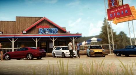Forza Horizon  Car Slipping