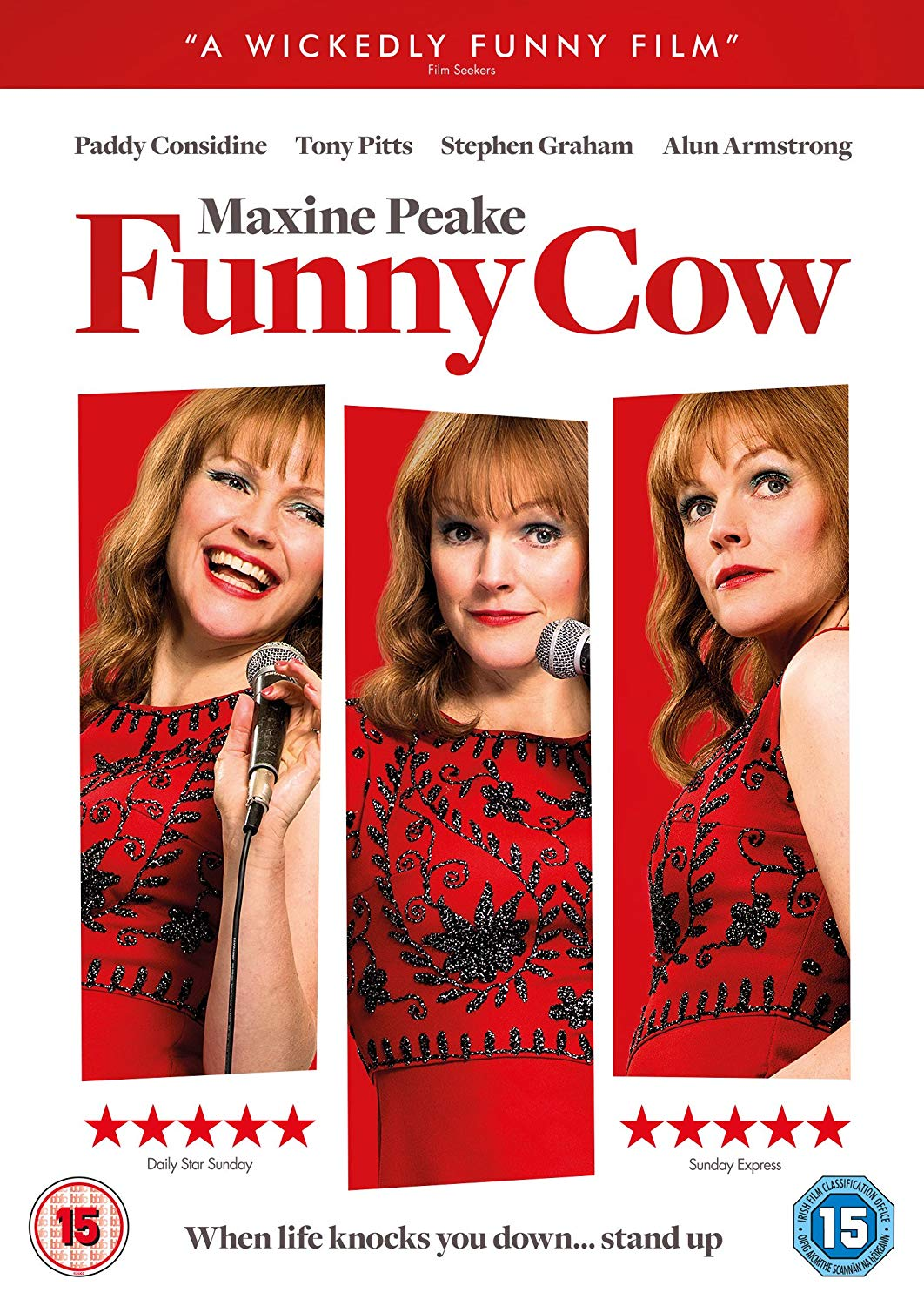 boom competitions - Funny Cow on DVD