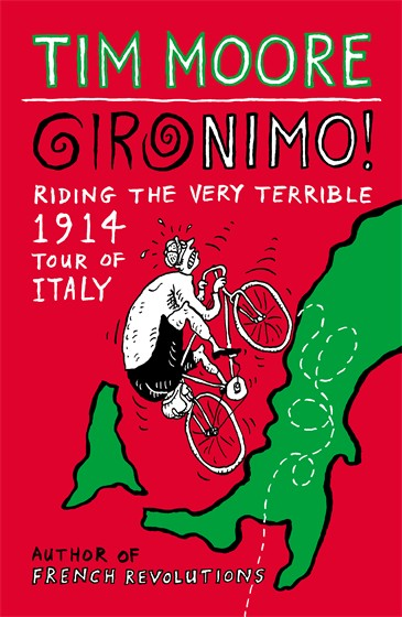 boom reviews - Gironimo! by Tim Moore