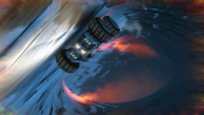 boom reviews Grip: Combat Racing