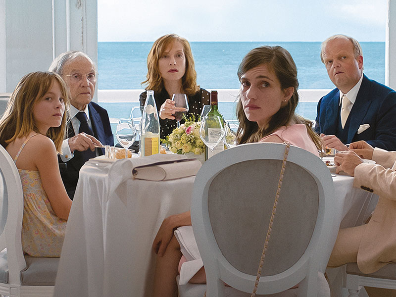 boom reviews Happy End