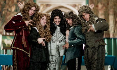 boom competitions - Horrible Histories 4 DVD competition