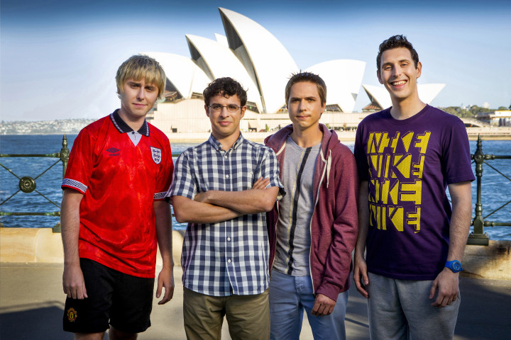 boom reviews - The Inbetweeners 2