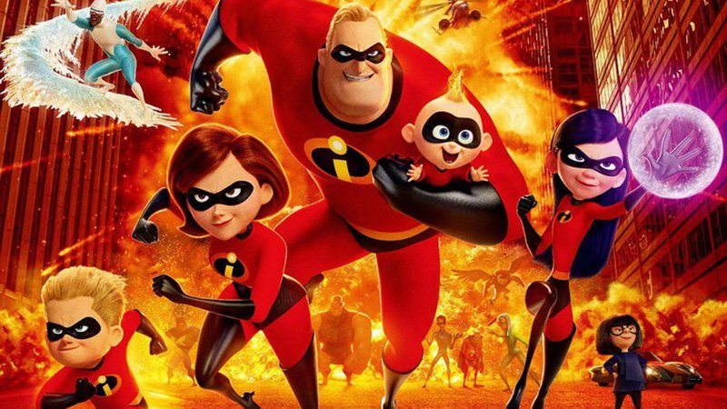 boom reviews - Incredibles 2
