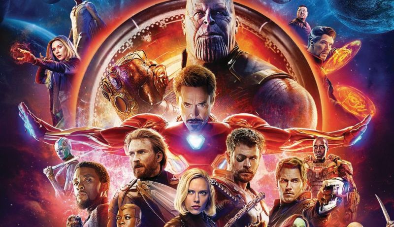 boom reviews - Avengers Infinity War