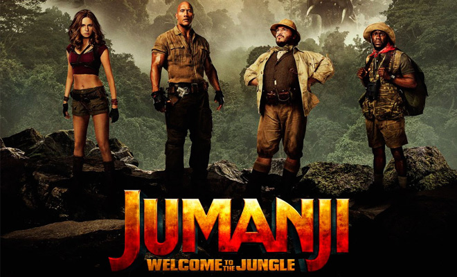 boom reviews - Jumanji: Welcome to the Jumgle