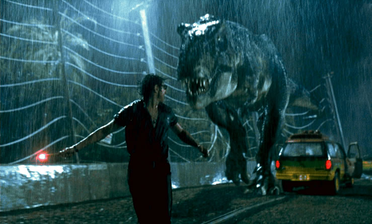boom competitions - win a copy of Jurassic Park 3D on Blu-ray