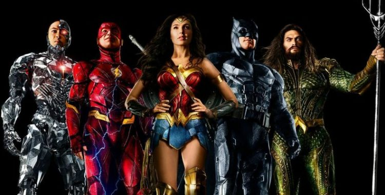boom reviews - Justice League