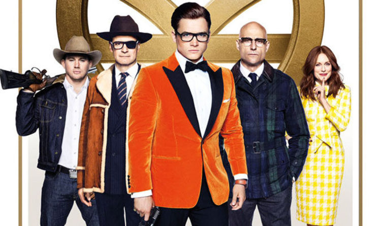 boom reviews - Kingsman: the Golden Circle