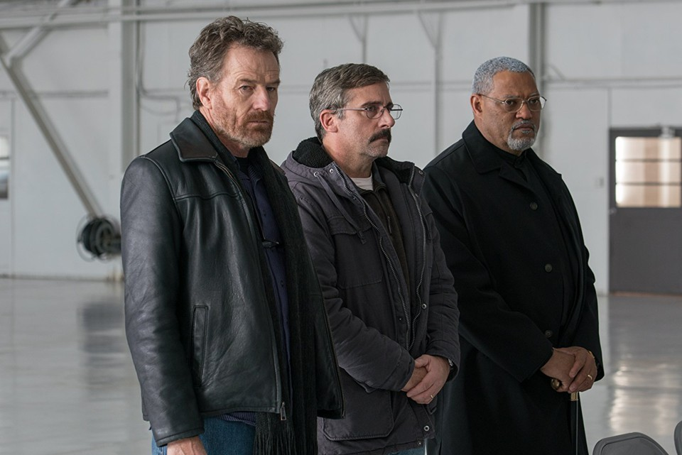 boom reviews - Last Flag Flying