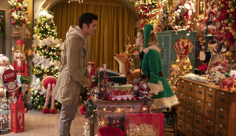 boom reviews Last Christmas