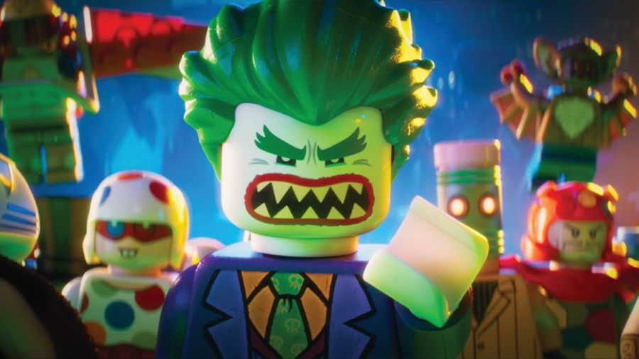 boom reviews The Lego Batman Movie