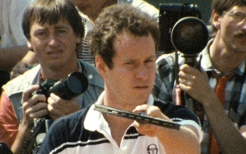 boom reviews - john mcenroe in the realm of perfection