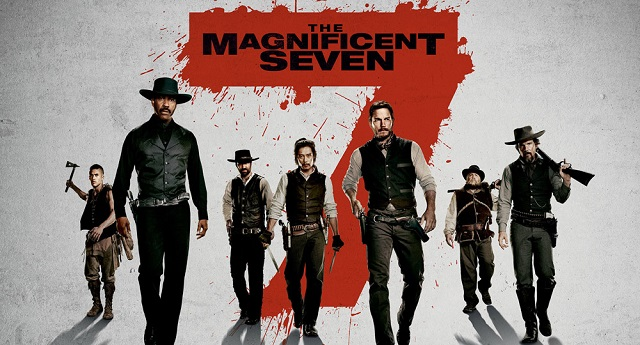 boom reviews - The Magnificent Seven