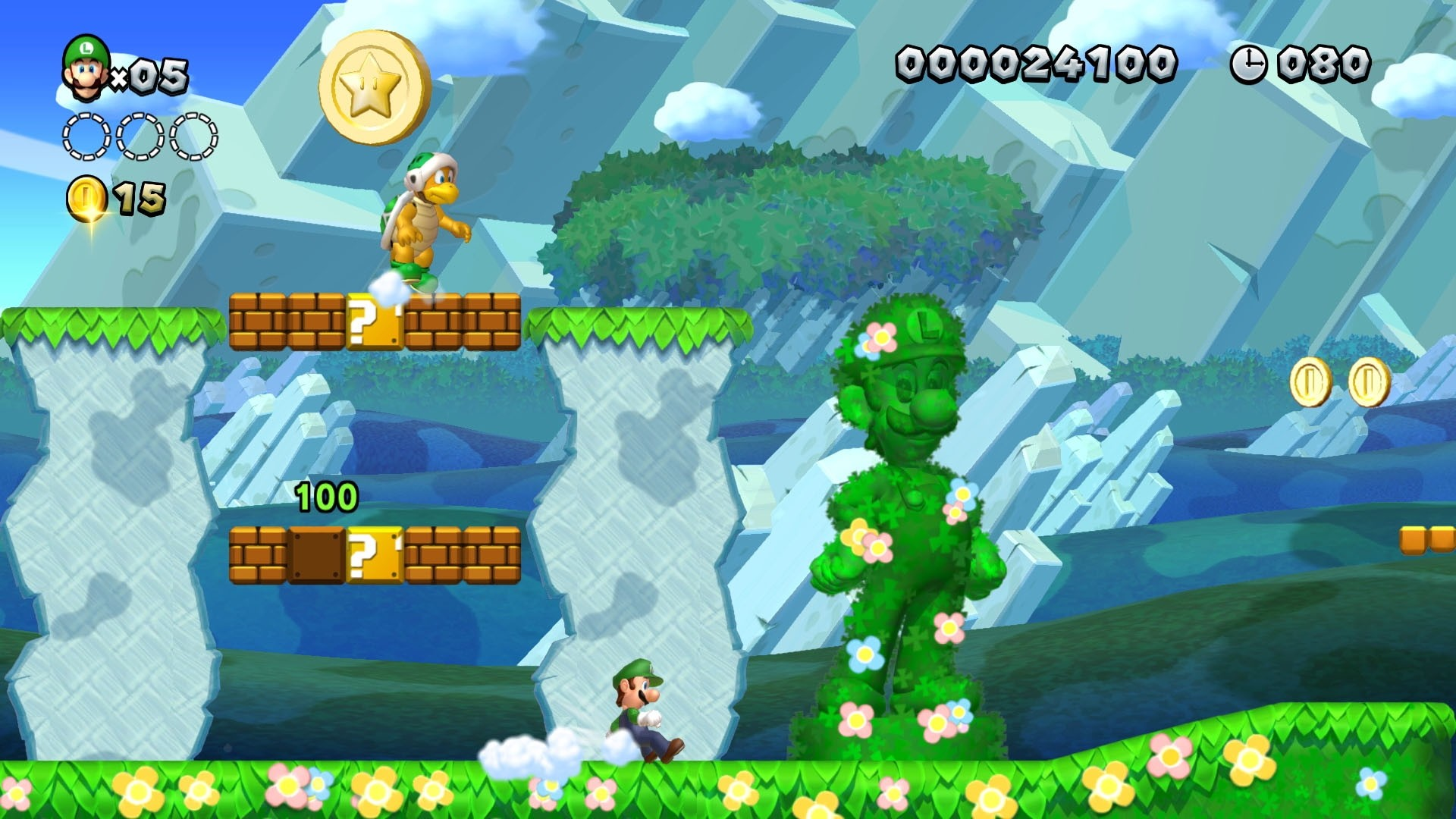 boom reviews Super Mario Bros. U Deluxe