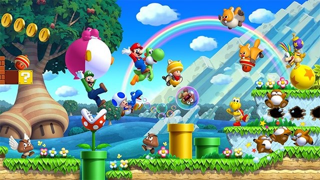 boom reviews - Super Mario Bros. U Deluxe