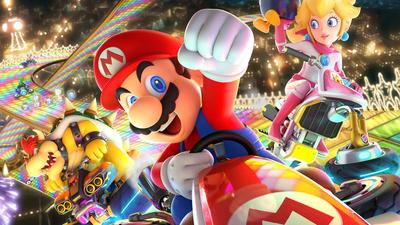 boom games reviews - Mariokart 8 Deluxe