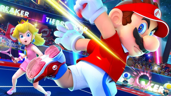 boom games reviews - Mario Tennis Aces